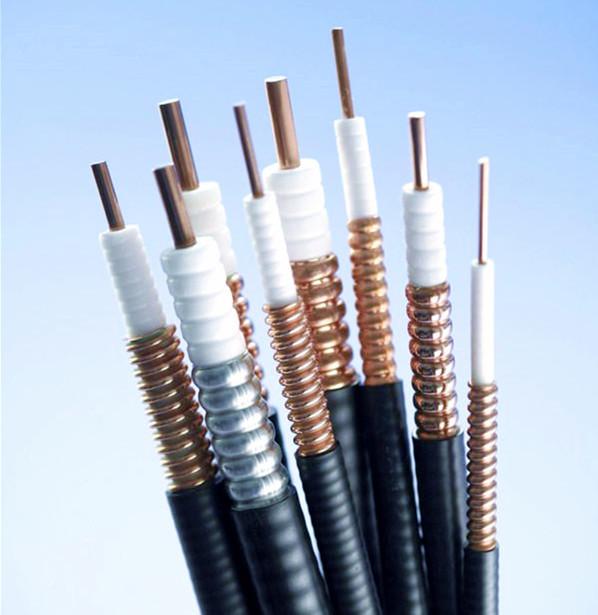 Corrugated Control Cables : Corrugated copper tube series